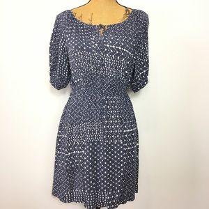 Olive &Oak Casual 3/4 Sleeve Summer Dress Sz. S